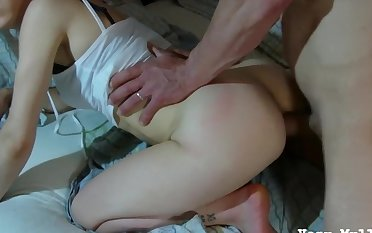 Italian suck broad in the beam dick after anal