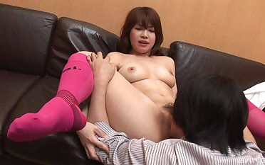 Japanese clumsy in scenes of oral copulation and nude porn
