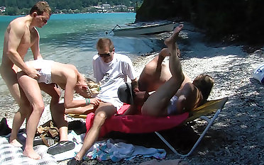 yield b set forth out of the public eye therapy beach orgy
