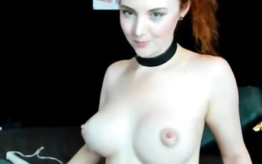 cam-slut old lady drinks her accede milk