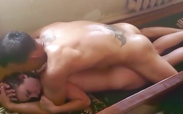 Young Russian Amateur Shared With an increment of Brutally Fucked