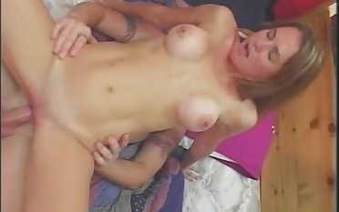 Retro video be worthwhile for handsome wife Giselle Collins having nice coitus