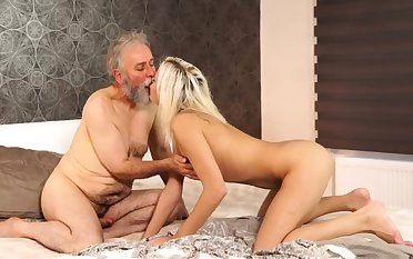 Old hairy pussy Surprise your girlpal and she will ballocks