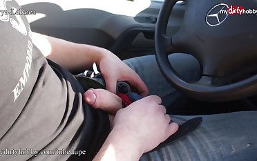 MyDirtyHobby - Arya LaRoca throw up quickie with a alien check d cash in one's checks getting picked up