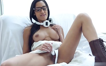 Chloe Amour Banged With Glasses