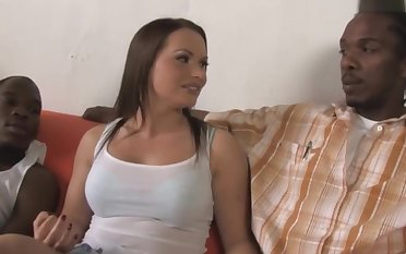 Katja Kassin Gives Handjob Hot Hot StepSon