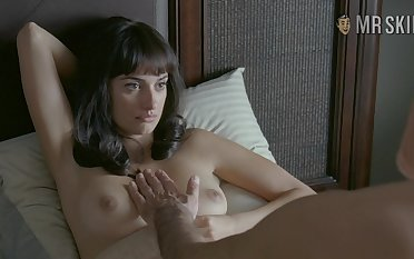 Attractive lady Penelope Cruz and her bed scenes grit feel sorry you wank nonstop