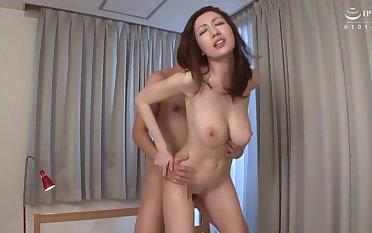 Asian Breasty Milf Amazing Hot Porn Video