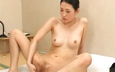 Asian gal has fucking and sucking part3